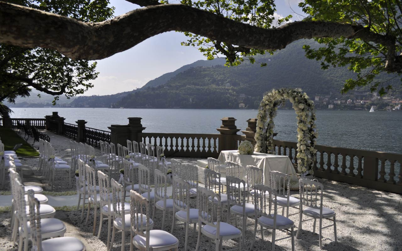 16th century villa on lake como giada marcuzzi weddings - Casta diva lake como italy ...