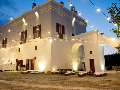 Five star Countryside Hotel in Apulia
