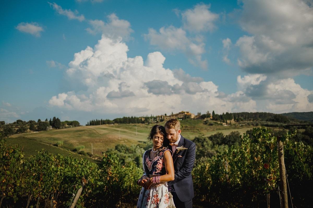 Namita & Jhon <br>Tuscany Hills