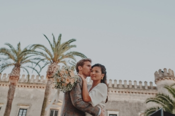 romantic wedding in apulia italy 2