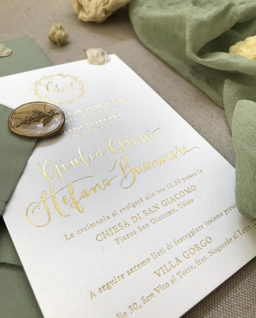 wedding stationery for wedding in italy giada marcuzzi wedding planner (1)